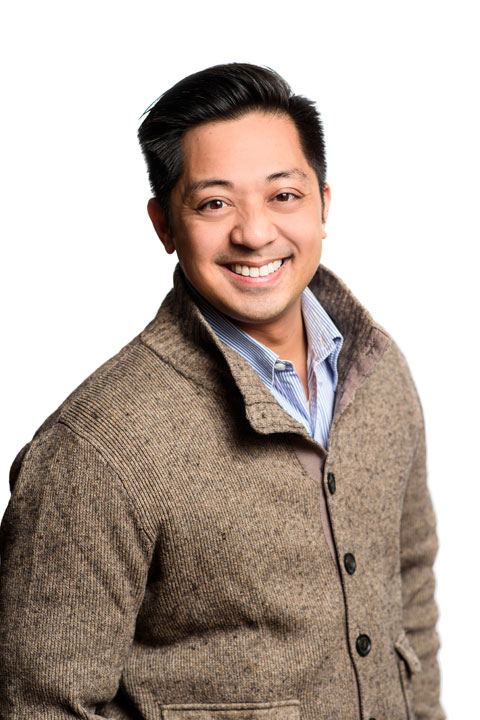 Headshot of Michael Pangilinan.